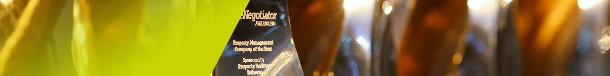Awards Header